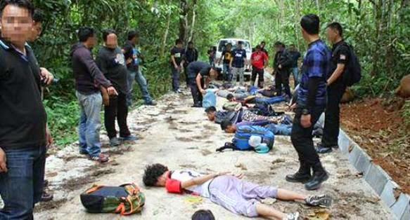 Saki-baki suspek militan buat bom di Hulu Langat terus diburu Polis
