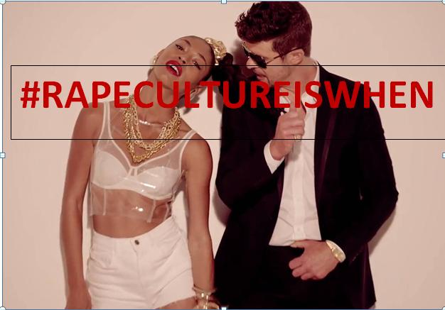 Pop Culture Rape Victim - an:di