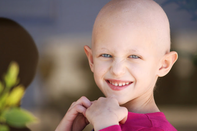 child cancer chemo