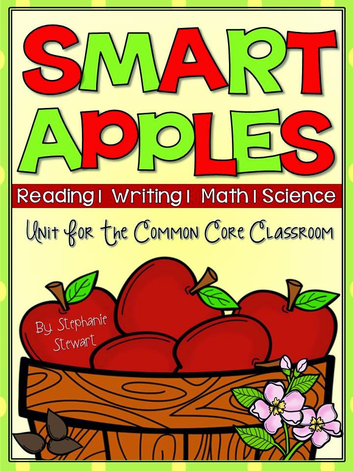 http://www.teacherspayteachers.com/Product/Smart-Apples-Unit-1455035