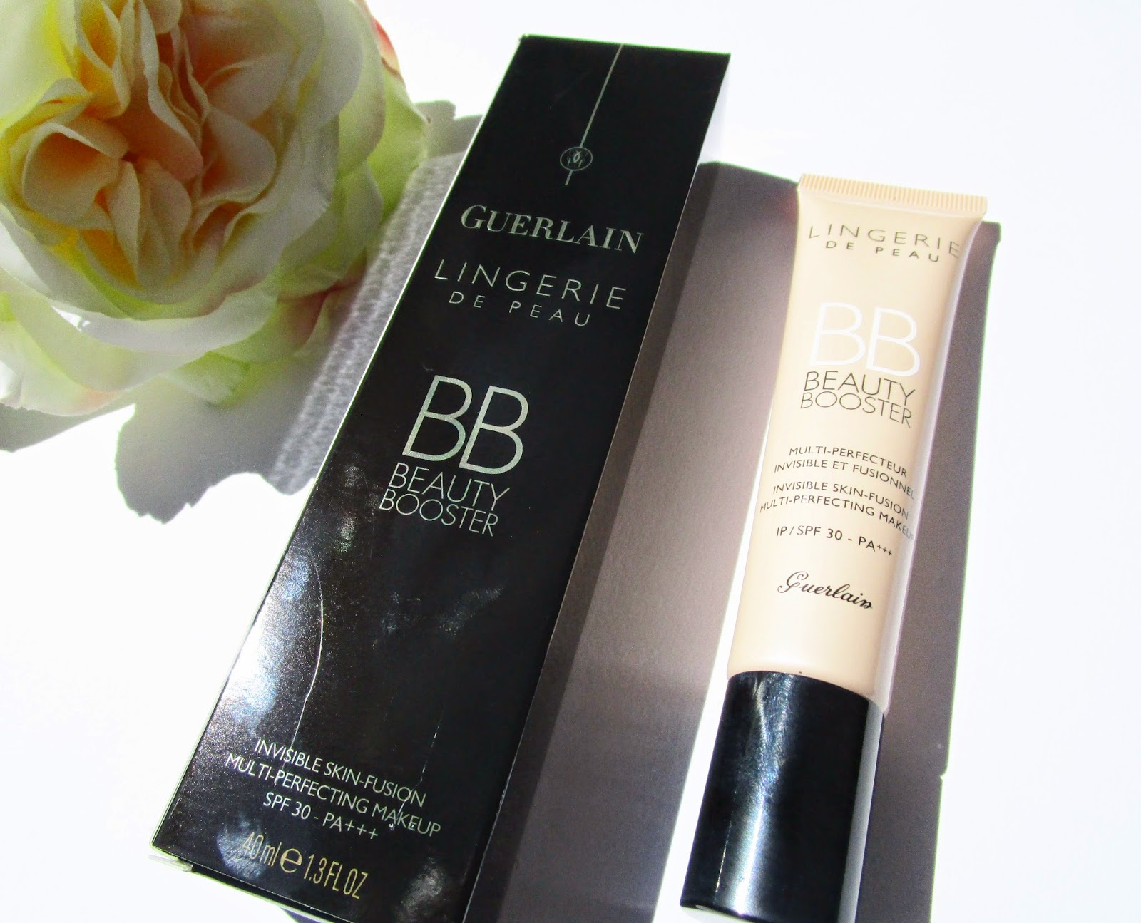 BB Cream Lingerie de Peau Beauty Booster de Guerlain