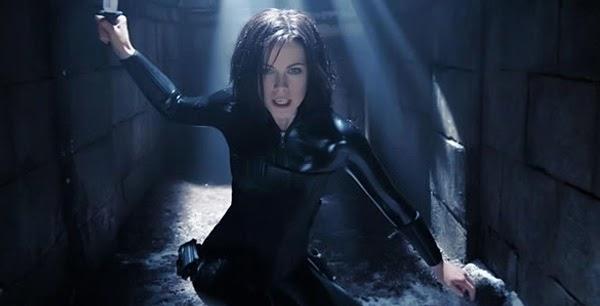 Kate Beckinsale (Selene en la saga Underworld)
