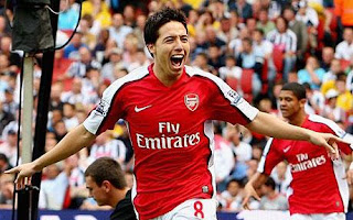 Nasri fit against Barcelona