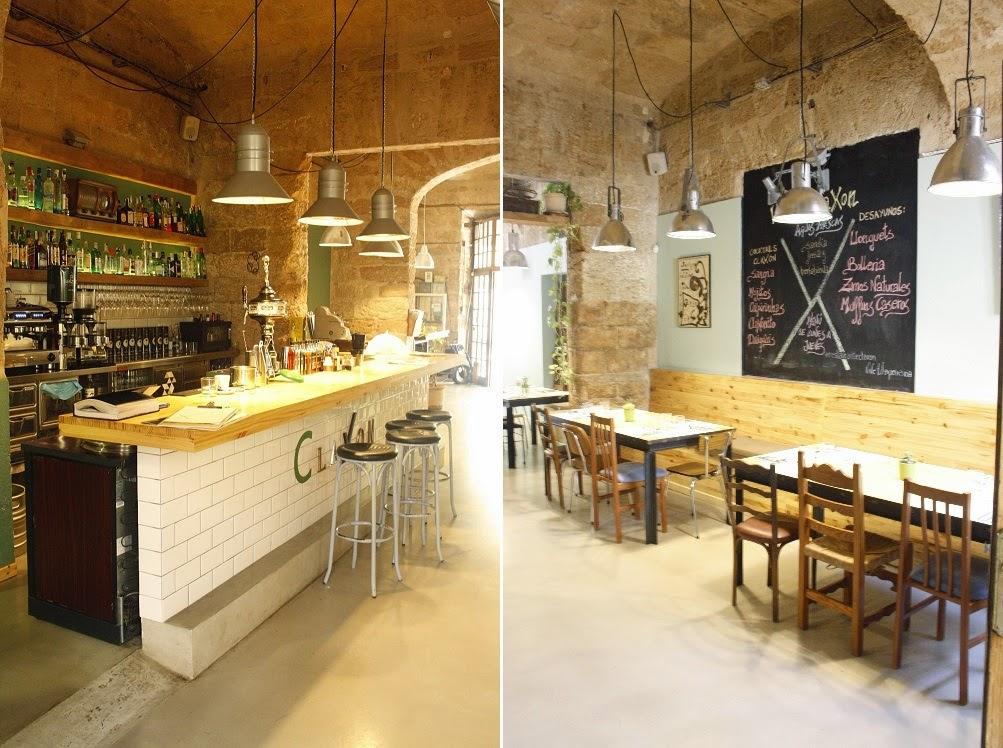 Claxon, cruce de cocinas, Palma de Mallorca - Las Maria Cocinillas