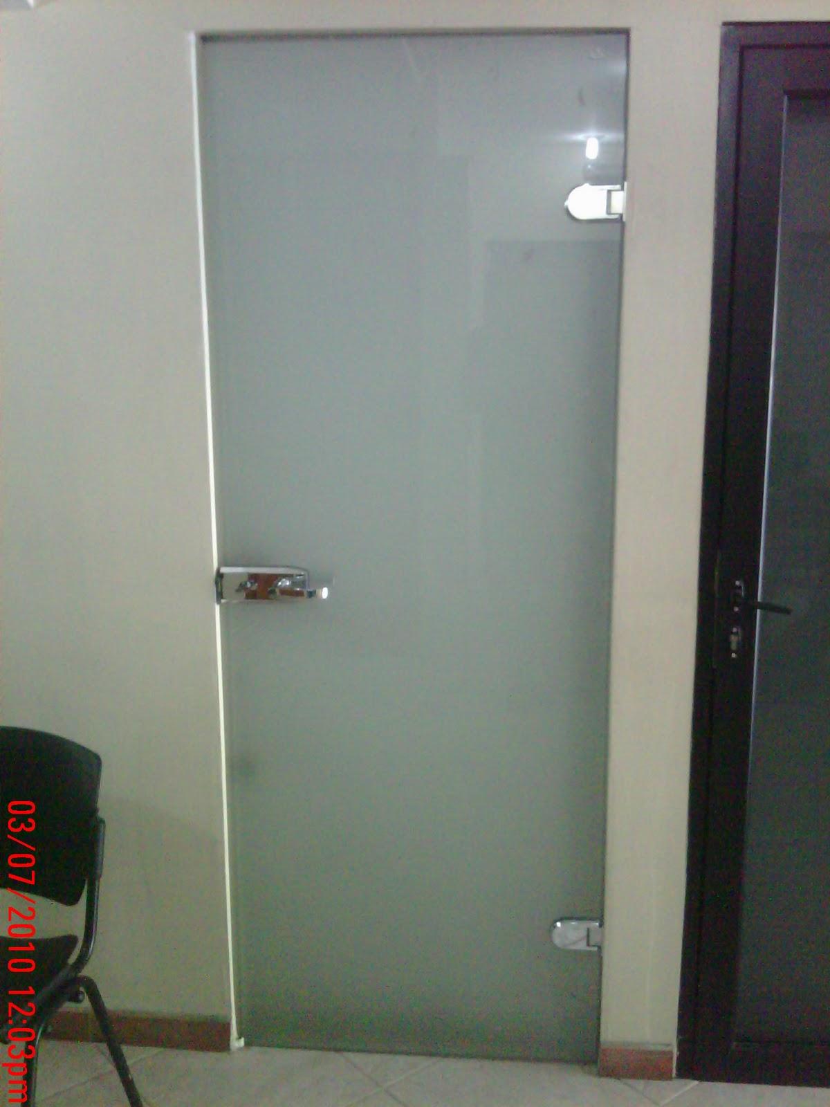 Dkor home c a puertas y cierres for Puertas de cristal templado