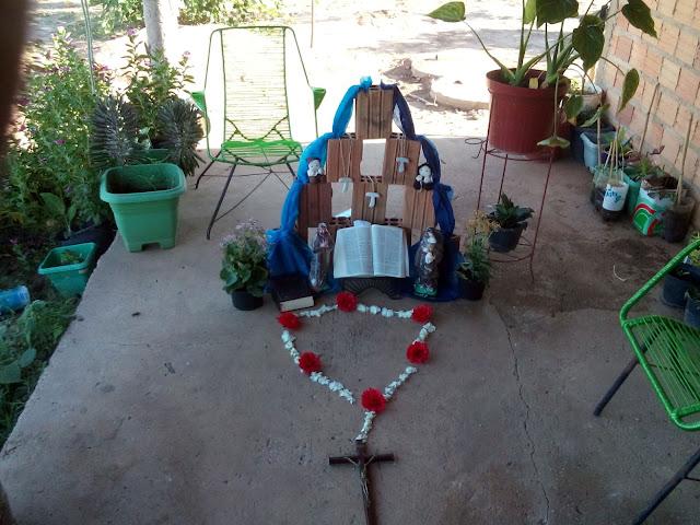 FRATERNIDADE NOSSA SENHORA DAS GRAÇAS: O CORAÇÃO FRANCISCANO DE FLORIANO