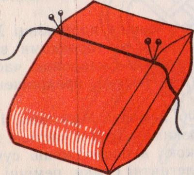 Инструменты, оборудование и материалы для плетения макраме.