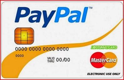 come avere la carta paypal e collegarla al conto paypal