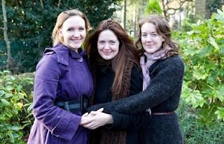 Me, Hellen and Katrina