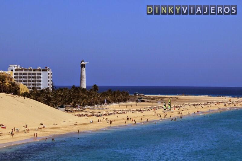 Playa del Matorral, Morro Jable (Fuerteventura)