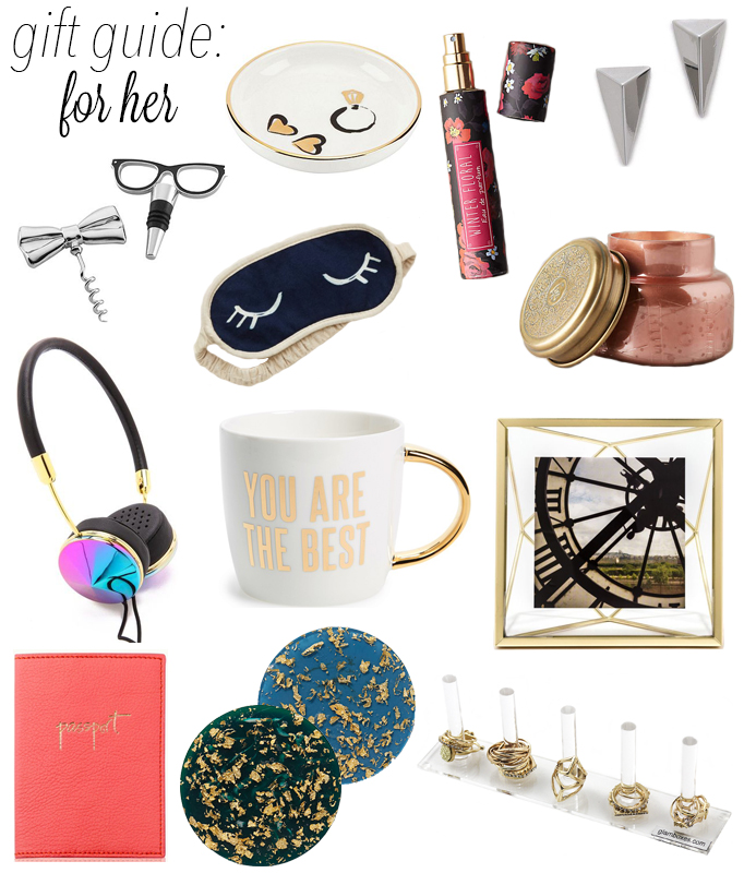 gifts for all the women in your life, in every price range
