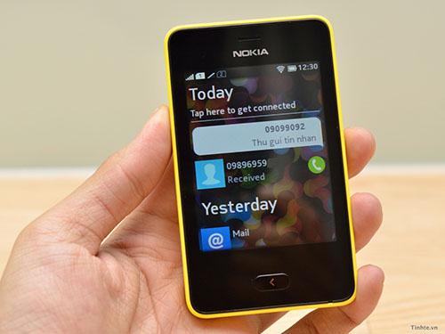 Análise Nokia Asha 501 TecMundo - imagens do celular nokia asha 501