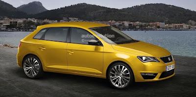 New SEAT Leon Rendering Released