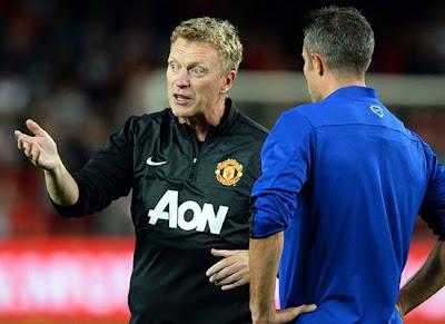 David Moyes manchester united 2013/2014