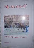 """""""Andanzas"""" Cuaderno de viaje"""