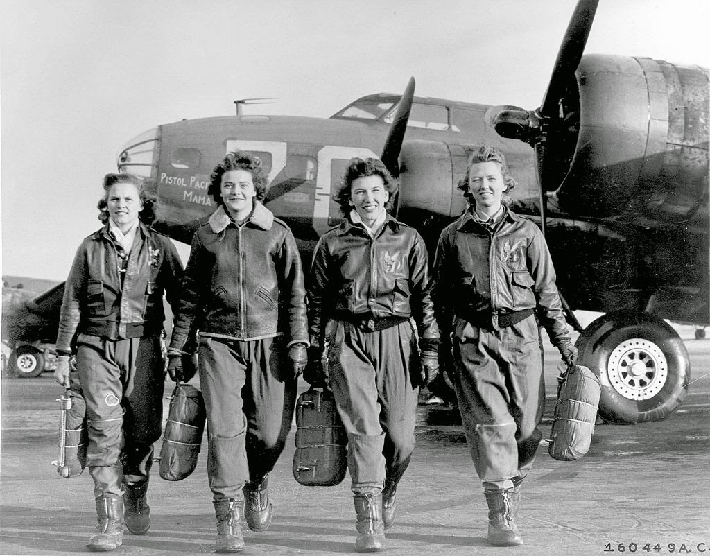 female aviators