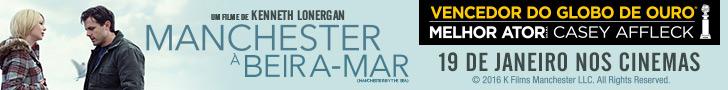Manchester à Beira Mar