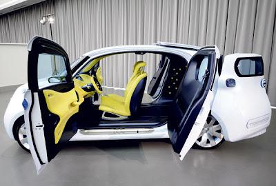 Nissan Townpod, kereta masa depan