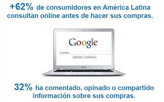 Estadísticas de usuarios de internet latino america