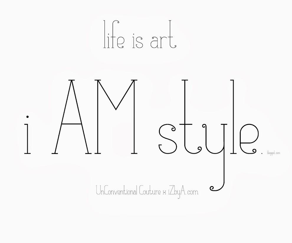 I AM STYLE  x  izbya.com