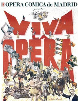 Viva la Ópera -Geatano Donizetti - Veranos de la Villa Madrid