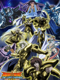 saint seiya the lot canvas meiou shinwa segunda temporada caballeros del zodiaco