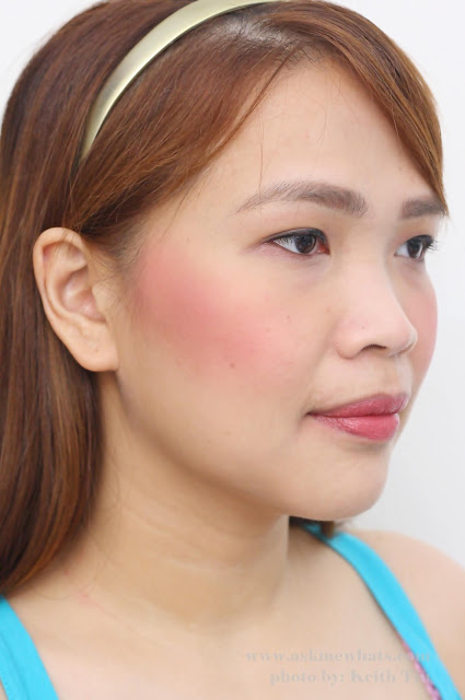 Happy Skin Limited Edition 2-in-1 Get Cheeky With Me Blush review photo