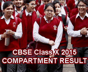 CBSE 10th Compartment Result 2015 announced on 13-08-2015, CBSE Xth Compartment Exam Result 2015 Online Check at cbseresults.nic.in. CBSE Board 10th Class Supplementary Examination Result 2015 School Wise Results, CBSE Class 10 Compartment Result 2015 All Regions Private Candidates List