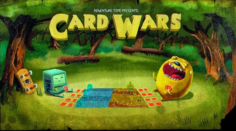 Card Wars - Adventure Time Apk Android
