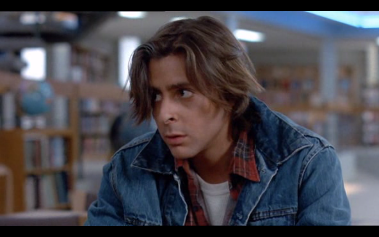 breakfast club andrew clark essay The breakfast club is a 1985 american teen drama film, written and directed by   but we think you're crazy to make us write this essay telling you who we think we   the brain andy clark (emilio estévez) the athlete and allison reynolds.