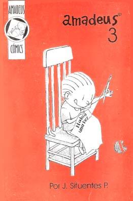 Amadeus Cómics. Torreón 2002