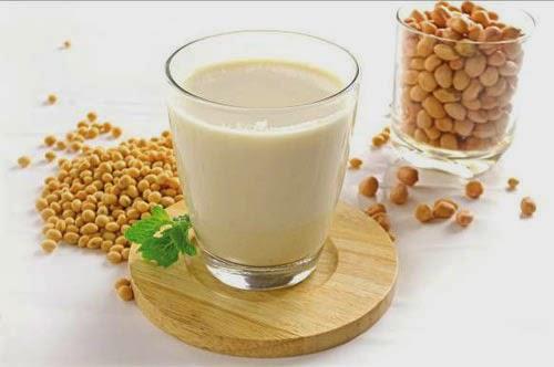 Cách giảm cân cho da sáng dáng thon với sữa đậu nành