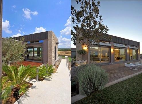 Fachadas de piedra fachadas de casas modernas con piedras for Fachadas de casas modernas con piedra