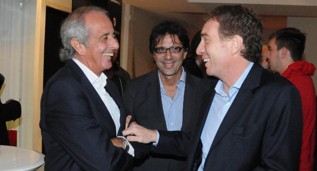 Rodolfo D'Onofrio, D'Onofrio, Diego Santilli, Santilli, Acevedo, River, River Plate, Defensoria del Socio, 2014,