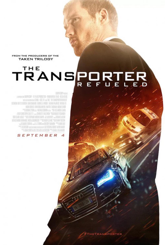 The Transporter Refueled ทรานสปอร์ตเตอร์ ภาค 4 คนระห่ำคว่ำนรก