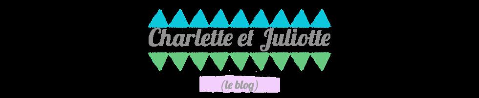 Charlette et Juliotte le blog