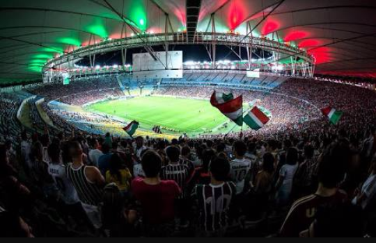 O Fluminense não deve entregar o jogo