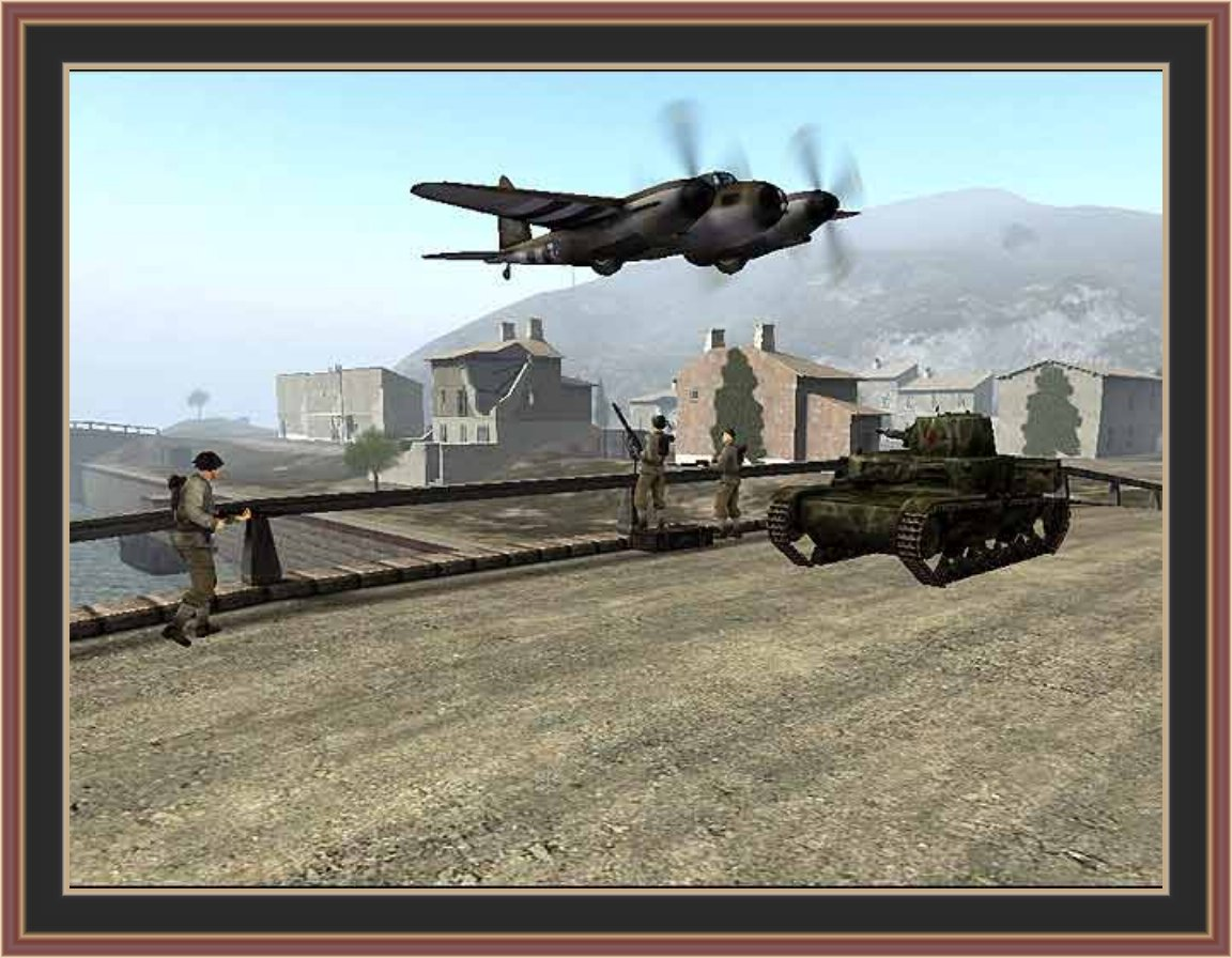 Download BattleField 1942 Game Pc Ringan