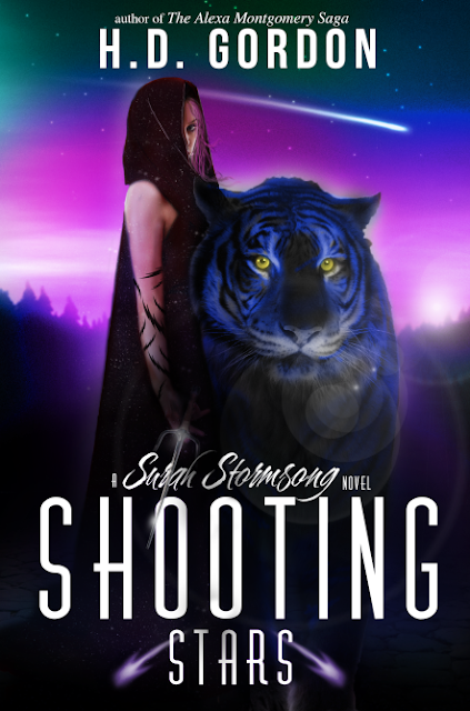 Shooting Stars by H.D. Gordon Cover Reveal