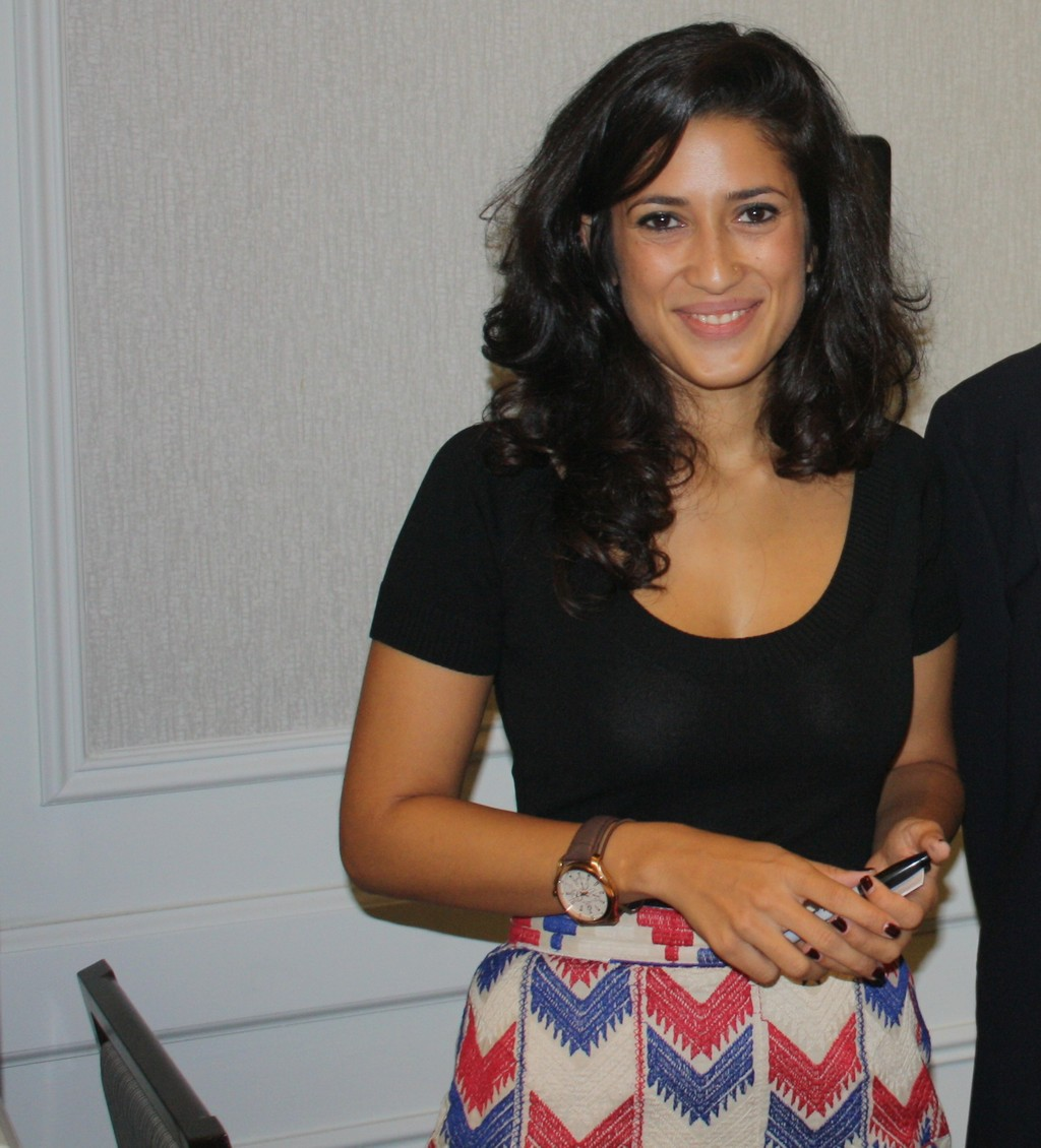 Fatima Bhutto Hot submited images.