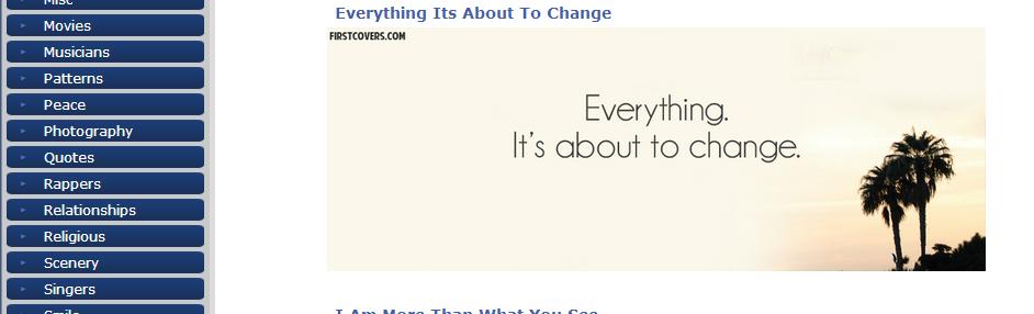 حصريا أفضل 5 مواقع إحترافية تقدم لك صور غلاف على يوميات لحسابك على الفيسبوك