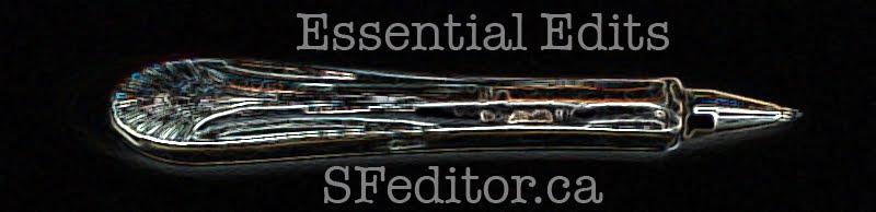 Essential Edits / SFeditor.ca