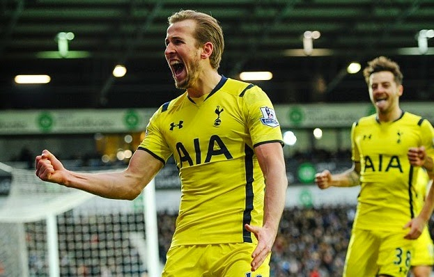Striker Harry Kane has signed a new five-and-a-half year contract with Spurs