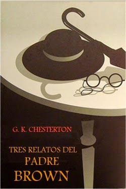 Portada libro tres relatos del padre brown descargar epub pdf gratis