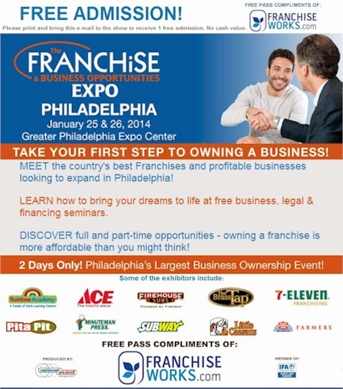 Philadelphia franchise expo