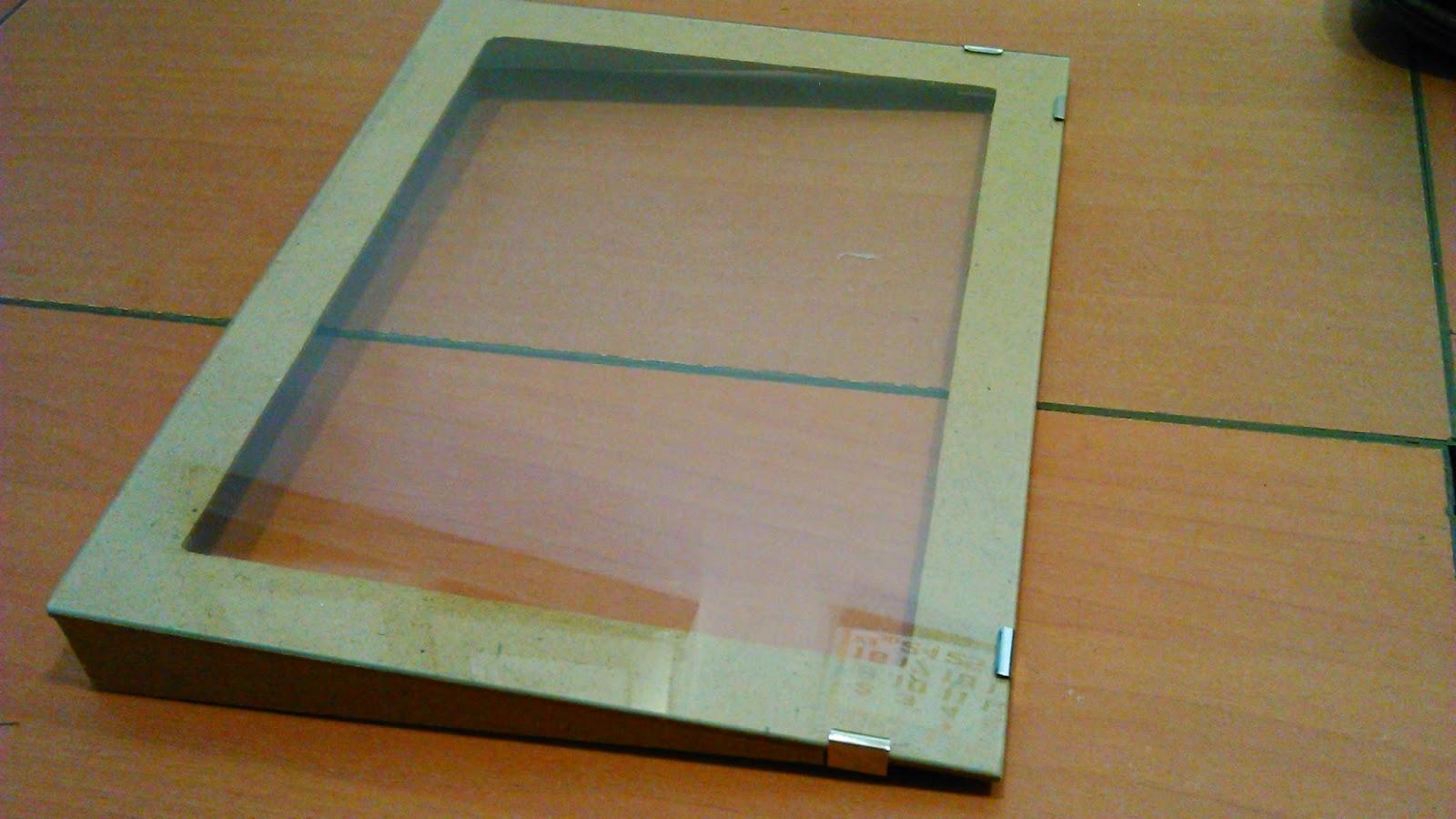 Tutorial como hacer una mesa de dibujo o mesa de calcar muy facil y barato frikearte - Mesa de calcar ikea ...