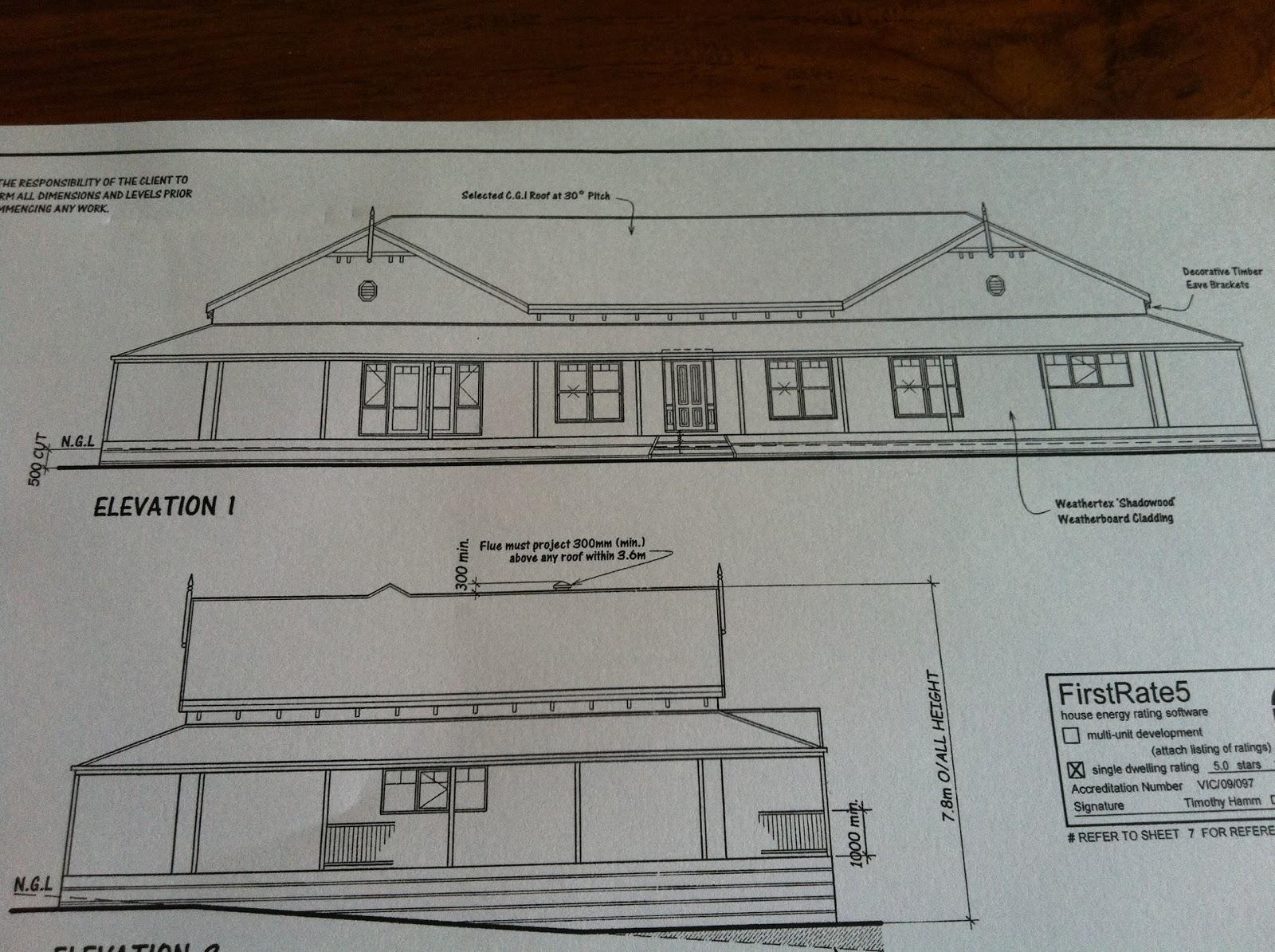 Front Elevation Of Verandah : White verandah house plans