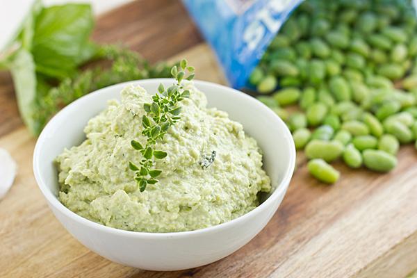 WWJD: Edamame Hummus Anyone?