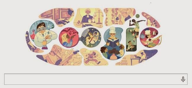 Google Doodle Hari Ini Ikut Merayakan Hari Perempuan Internasional