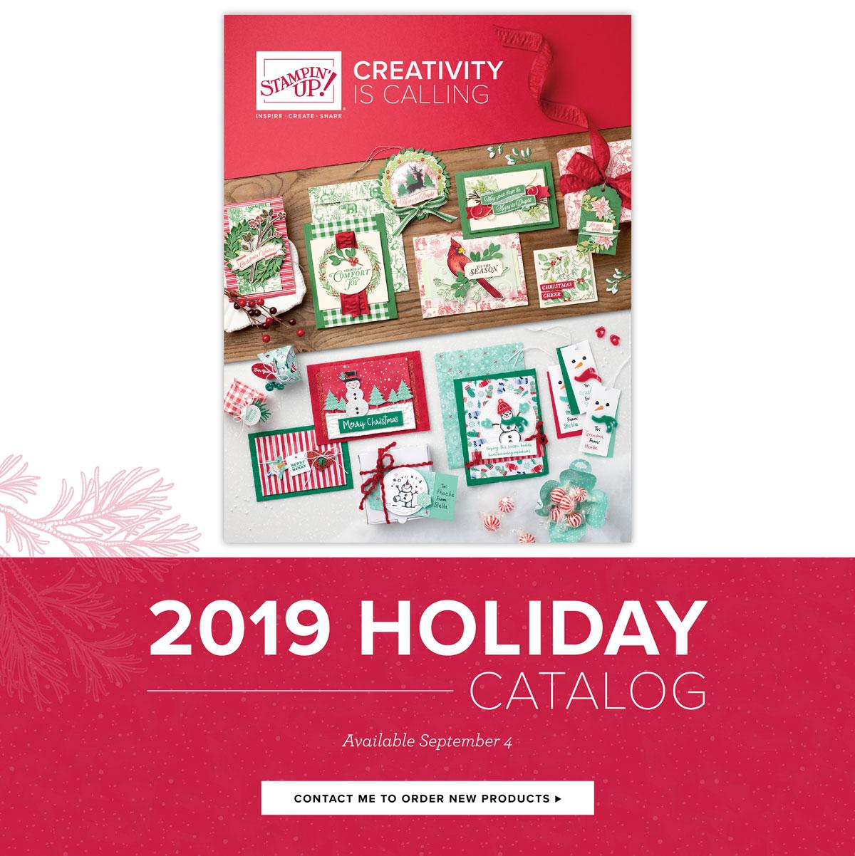 Hoilday Catalog